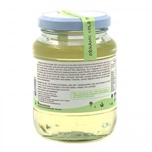 Органическое кокосовое масло холодного отжима для детей. Tropicana Organic Coconut Oil For Baby 310 ml