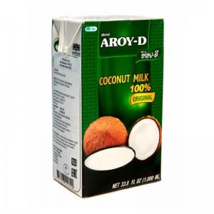 Кокосовое молоко Aroy-D 1000 мл