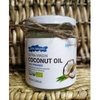 Органическое кокосовое масло премиум класса Moonwhisper, 200 мл