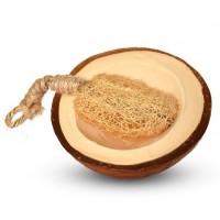 Тайское фруктовое мыло Кокос, 100 гр