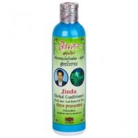 Кондиционер для роста волос Jinda Herbal Conditioner Fresh mee leaf 250 мл