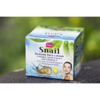 Улиточный подтягивающий крем для лица с коллагеном и витамином Е от Banna 100 мл / Banna Snail Firming Face Cream 100 ml