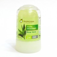 Дезодорант кристалл Алоэ Tropicana Crystal Deodorant Aloe Vera