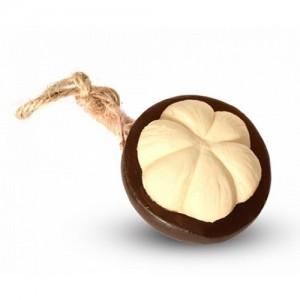 Тайское фруктовое мыло Мангостин, 80 гр