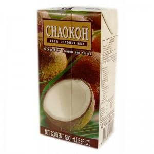 Кокосовое молоко Chaokoh 500 ml
