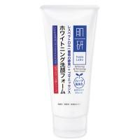 Пенка для умывания увлажняющая и отбеливающая Hada Labo Softening & Whitening Face Wash